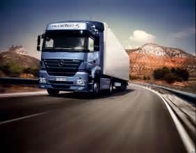 Mercedes Road Truck Mercedes Axor 1843 Bluetec5