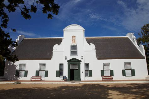 Traditional Style House by Wine And Food Tour To South Africa In Pictures Bkwine
