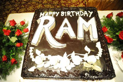 happy birthday ram gallery mitc productions