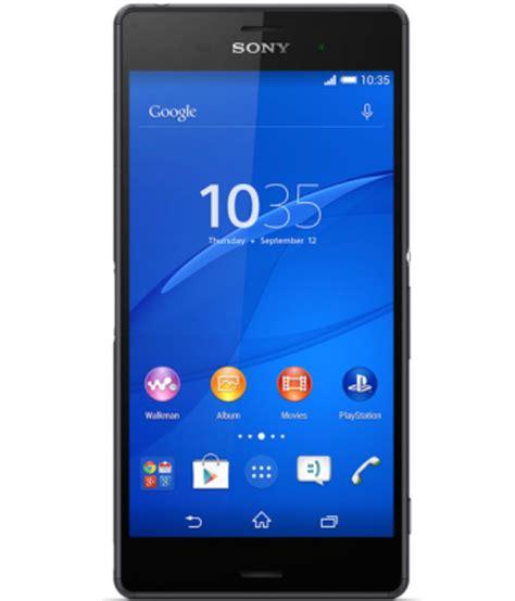 Sony Xperia Z3 Black sony xperia z3 black www pixshark images galleries