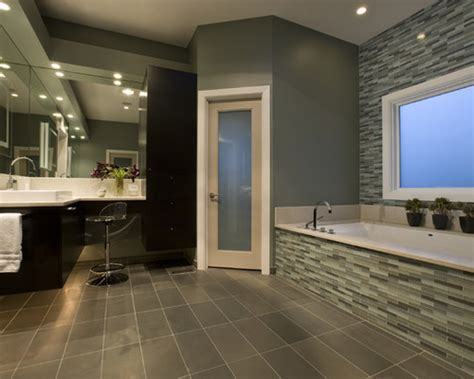 Contemporary master bathroom home design ideas pictures remodel and