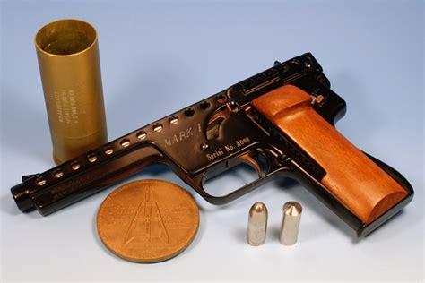 Mba Gyrojet Rocket Pistol by