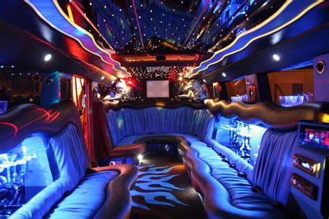 The Limo by Growth Of The Limo Influx