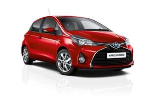 Toyota Yaris Electric Car Price Top Five Best Hybrid And In Hybrid Cars