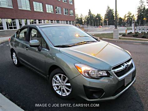 subaru light green 2014 impreza subaru specs options dimensions and more