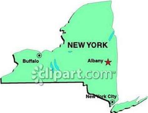 boating license buffalo ny albany new york royalty free clipart picture