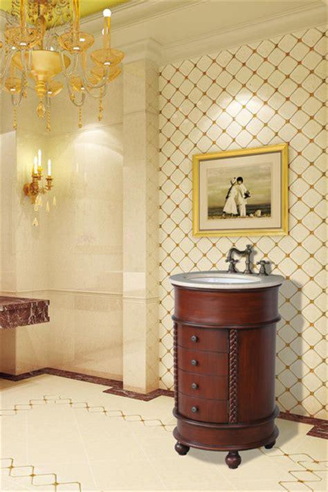 Powder Room Vanity Sink Cabinets by Stufurhome Single Sinks Vanities Traditional Powder Room Los Angeles By Vanities For
