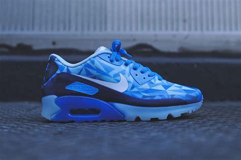 Nike Airmax Motif Blue nike air max 90 blue white le site de la sneaker