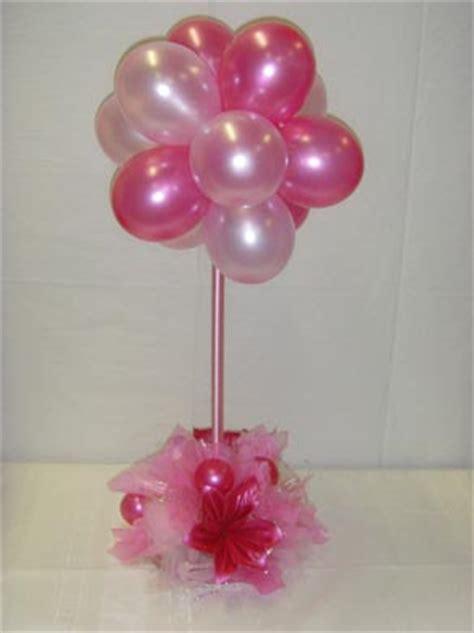 balloon centrepieces party favors ideas