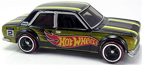 Hotwheels Datsun Bluebird 510 Collector Edition Datsun Mail 2017 collector edition mail in wheels newsletter