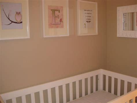 nursery behr pecan sandie