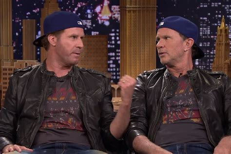 Dog Door Will Ferrell Vs Chad Smith Funniest Drum Off Ever
