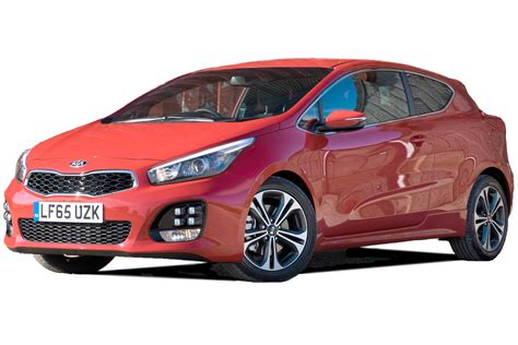 Kia Hatchback Cars Kia Pro Cee D Hatchback Review Carbuyer