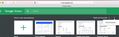 how to hide google sheets template human to human the