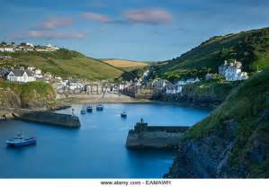 Beach Cottage Kitchen - cornwall england port isaac stock photos amp cornwall england port isaac stock images alamy