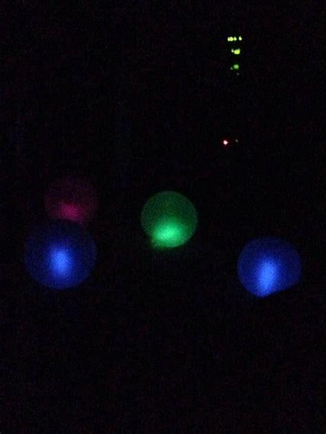 glow   dark beach balls fun dark beach beach