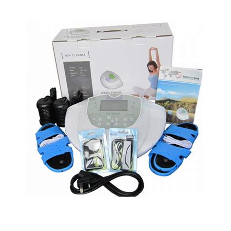 Ion Detox Foot Spa For Sale by Portable Ion Cleanse Detox Foot Spa Ah 06 Of Item 104977432