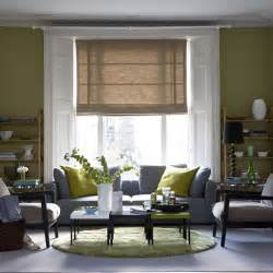 Grey And Green Living Room White And Green Symmetrical Living Room Grey Sofa Armchairs Coffee Table Sash Window Blind L Etc