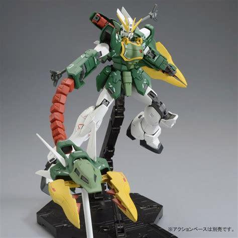 Gundam Mg 1100 Wing Ew Gunpla Master Grade Mg 1 100 Altron Gundam Ew Version Gundam Century