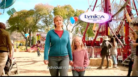 lyrica commercial actress lyrica tv commercial carnival ispot tv