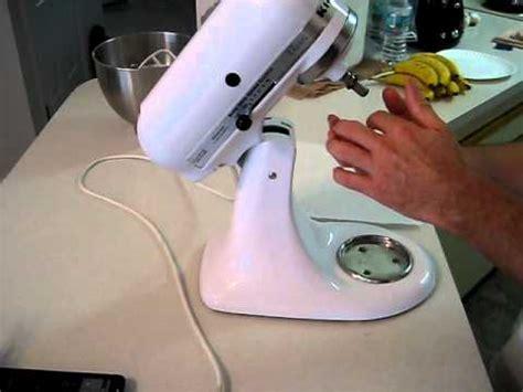 Kitchenaid Mixer Lubricant Kitchenaid Mixer Repair