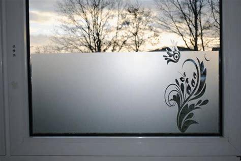 Fenster Sichtschutzfolie Modern by Sichtschutzfolie F 252 R Badezimmer Interessante Ideen