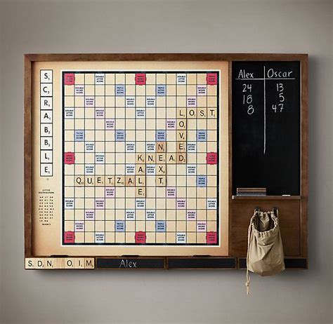 store scrabble 25 best ideas about magnetic scrabble board on
