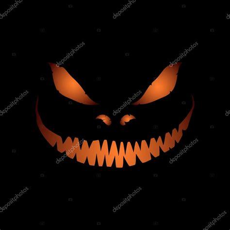 imagenes halloween tenebrosas cara tenebrosa aislada sobre fondo negro ilustraci 243 n para