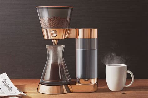 The Poppy Pour Over Coffee Machine   HYPEBEAST