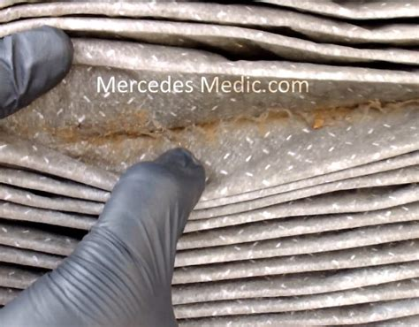 How Much Does A Cabin Air Filter Cost by Cabin Air Filter Replacement E Class Cls Class
