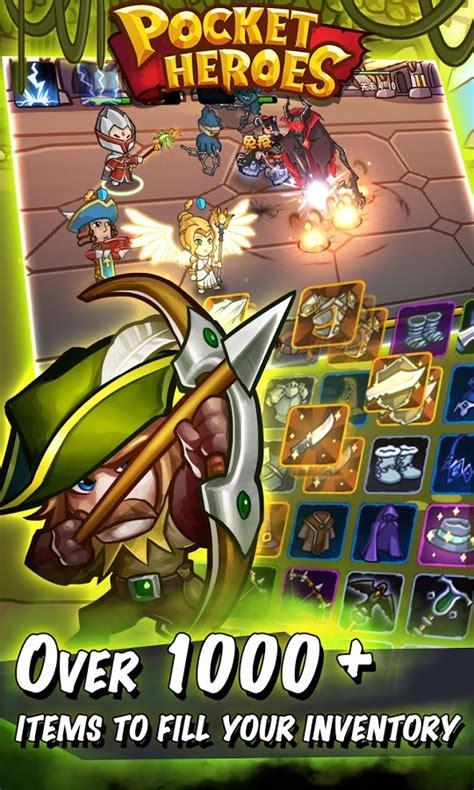 download mod game pocket heroes pocket heroes apk v2 0 5 mod money apkmodx