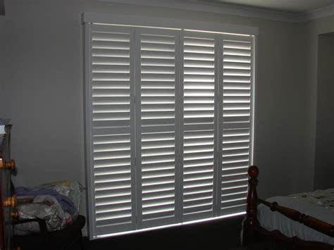 Shutter Doors For Closets Plantation Shutter Bifold Closet Doors