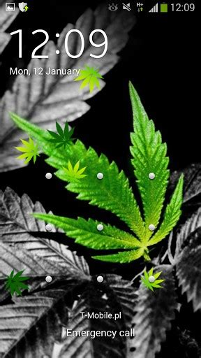 android wallpaper weed weed live wallpaper app for android