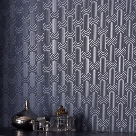 How To Hack Home Design On Iphone cinema artwork deco wallpaper geometric wall coverings