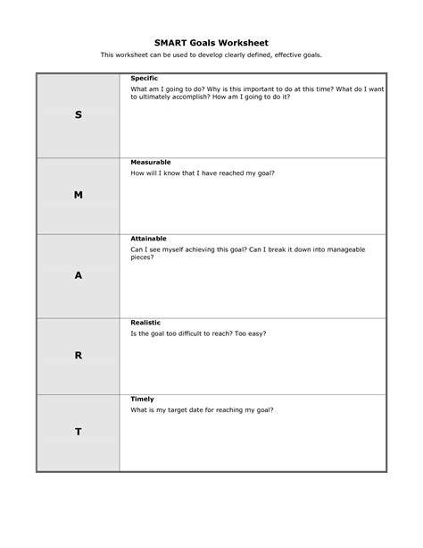 brian tracy goal setting template 18 best images of printable 2015 goal setting worksheet