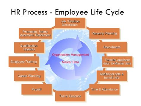 hr payroll process flowchart sap hr presentation 08052002