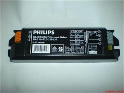 Jual Lu Neon Philips electronic ballasts for fluorescent l