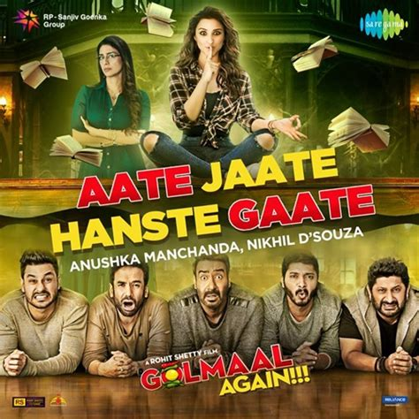 download mp3 from golmaal again aate jaate hanste gaate golmaal again mp3 song download
