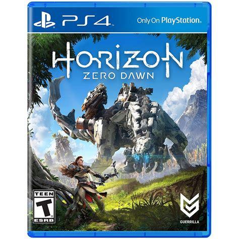 Diskon Ps4 Horizon Zero New horizon zero