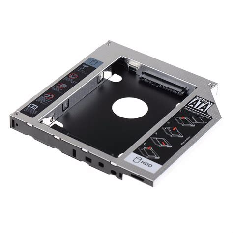Hp Acer V370 Second sata 2nd hdd hd drive caddy tray bay for hp dell acer benq asus lenovo in hdd enclosure