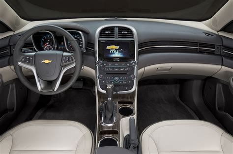 Chevrolet Malibu Interior by 2014 Chevrolet Malibu Interior Photo 2