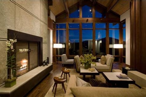 decorate large living room how to decorate a living room with large windows