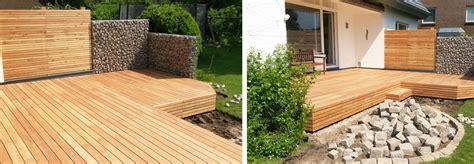 Bestes Holz Für Terrasse by Terrasse Mit Holz S 195 164 Gewerk Scior Gmbh Mossautal
