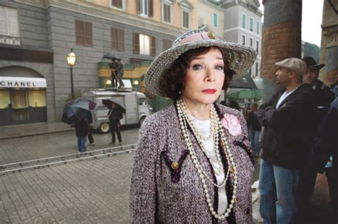 Look Shirley Maclaine As Coco Chanel by Shirley Maclaine Is Coco Chanel In Lifetime Mini Series