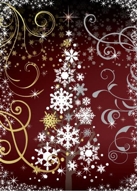 paulo viveiros burgundy and gold christmas designs