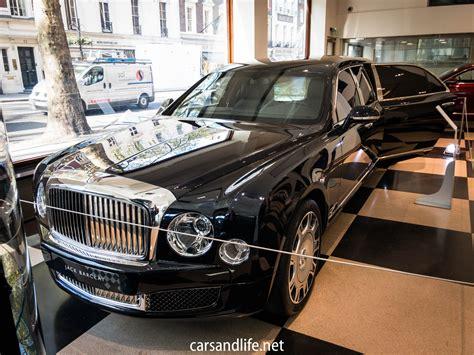 bentley mulliner limousine bentley mulsanne grand limousine mulliner