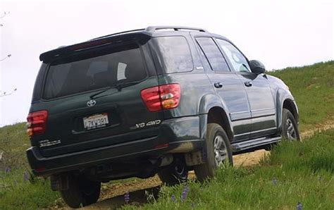 2007 toyota sequoia towing capacity 2005 toyota sequoia towing specifications