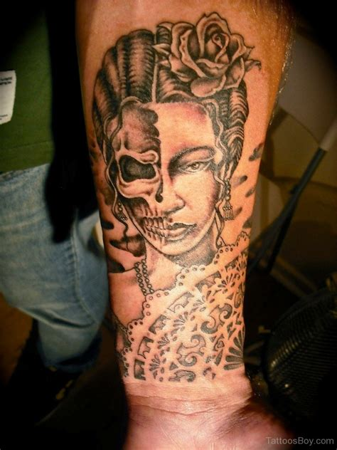 zombie tattoo tattoos designs pictures