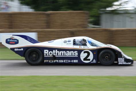 Opiniones De Porsche 956