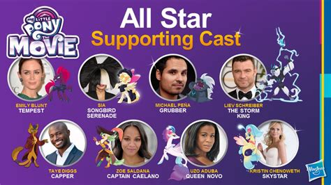 the color of friendship cast equestria daily mlp stuff 7 songs in the my